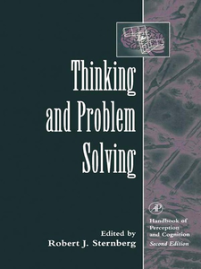 Ebook in inglese Thinking and Problem Solving -, -