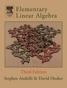 Ebook in inglese Elementary Linear Algebra Andrilli, Stephen , Hecker, David