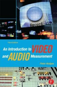 Foto Cover di Introduction to Video and Audio Measurement, Ebook inglese di Peter Hodges, edito da Elsevier Science