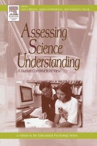 Foto Cover di Assessing Science Understanding, Ebook inglese di  edito da Elsevier Science