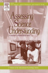 Ebook in inglese Assessing Science Understanding -, -