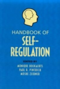 Ebook in inglese Handbook of Self-Regulation -, -