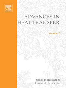 Ebook in inglese ADVANCES IN HEAT TRANSFER VOLUME 2