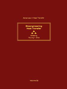 Foto Cover di Bioengineering Heat Transfer, Ebook inglese di  edito da Elsevier Science