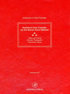 Ebook in inglese Radiative Heat Transfer by the Monte Carlo Method