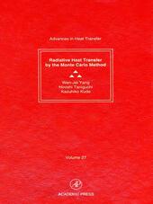 Radiative Heat Transfer by the Monte Carlo Method