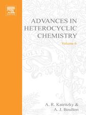 ADVANCES IN HETEROCYCLIC CHEMISTRY V 6