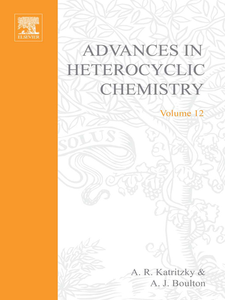 Ebook in inglese ADVANCES IN HETEROCYCLIC CHEMISTRY V12 -, -