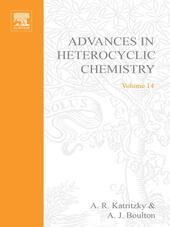 ADVANCES IN HETEROCYCLIC CHEMISTRY V14