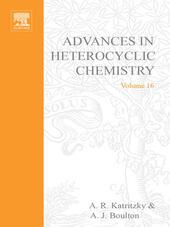 ADVANCES IN HETEROCYCLIC CHEMISTRY V16