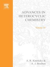 ADVANCES IN HETEROCYCLIC CHEMISTRY V20
