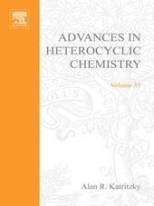 ADVANCES IN HETEROCYCLIC CHEMISTRY V35