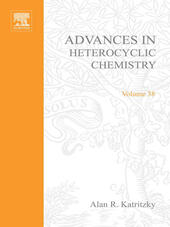 ADVANCES IN HETEROCYCLIC CHEMISTRY V38