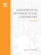 ADVANCES IN HETEROCYCLIC CHEMISTRY V44