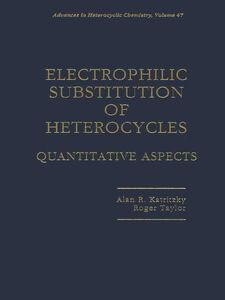 Ebook in inglese ADVANCES IN HETEROCYCLIC CHEMISTRY V47