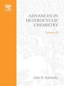 Ebook in inglese ADVANCES IN HETEROCYCLIC CHEMISTRY V49