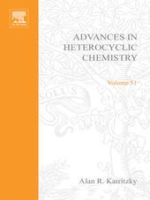ADVANCES IN HETEROCYCLIC CHEMISTRY V51