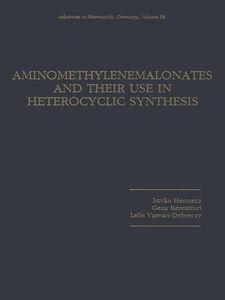 Ebook in inglese ADVANCES IN HETEROCYCLIC CHEMISTRY V54 -, -