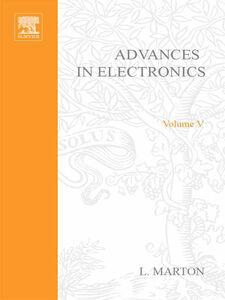 Ebook in inglese ADVANCES ELECTRONIC &ELECTRON PHYSICS V5 -, -