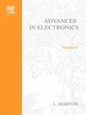 ADVANCES ELECTRONIC &ELECTRON PHYSICS V5