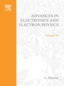 Ebook in inglese ADVANCES ELECTRONIC &ELECTRON PHYSICS V6 -, -