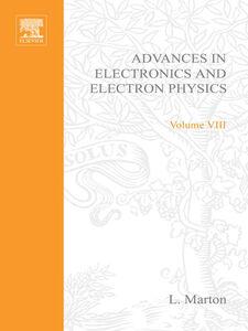Ebook in inglese ADVANCES ELECTRONI &ELECTRON PHYSICS V8