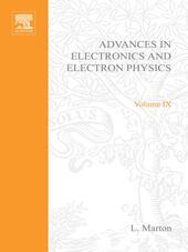 ADVANCES ELECTRONIC &ELECTRON PHYSICS V9