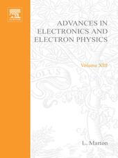 ADVANCES ELECTRONC &ELECTRON PHYSICS V13