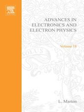 ADV ELECTRONICS ELECTRON PHYSICS V18