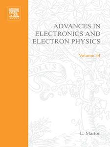 Foto Cover di ADVANCES ELECTRONC &ELECTRON PHYSICS V34, Ebook inglese di  edito da Elsevier Science