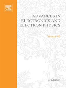 Ebook in inglese ADVANCES ELECTRONC &ELECTRON PHYSICS V46 -, -