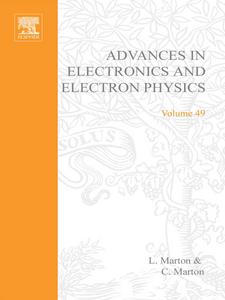 Ebook in inglese ADVANCES ELECTRONC &ELECTRON PHYSICS V49 -, -