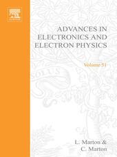 ADV ELECTRONICS ELECTRON PHYSICS V51