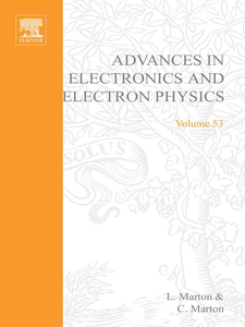 Ebook in inglese ADV ELECTRONICS ELECTRON PHYSICS V53 -, -