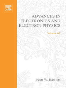Ebook in inglese ADV ELECTRONICS ELECTRON PHYSICS V63 -, -