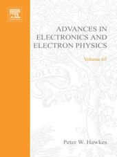 ADV ELECTRONICS ELECTRON PHYSICS V63