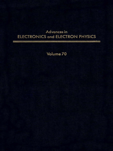 Ebook in inglese ADV ELECTRONICS ELECTRON PHYSICS V70 -, -