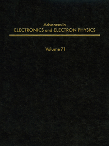 Ebook in inglese ADV ELECTRONICS ELECTRON PHYSICS V71 -, -