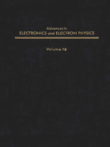 Ebook in inglese ADV ELECTRONICS ELECTRON PHYSICS V78 -, -