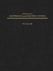 ADV ELECTRONICS ELECTRON PHYSICS V78