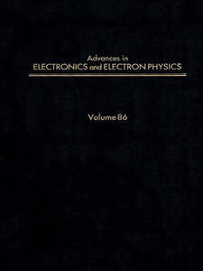 Ebook in inglese ADV ELECTRONICS ELECTRON PHYSICS V86 -, -