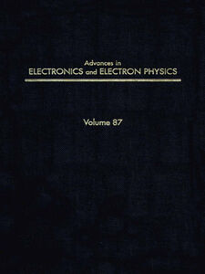 Ebook in inglese ADV ELECTRONICS ELECTRON PHYSICS V87
