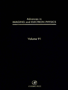 Ebook in inglese ADV IMAGING AND ELECTRON PHYSICS V91 -, -