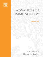 ADVANCES IN IMMUNOLOGY VOLUME 13