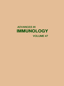 Ebook in inglese ADVANCES IN IMMUNOLOGY VOLUME 47 -, -