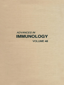 Ebook in inglese ADVANCES IN IMMUNOLOGY VOLUME 48 -, -