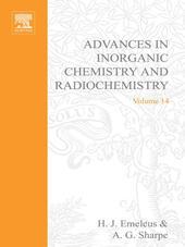 ADVANCES IN INORGANIC CHEMISTRY AND RADIOCHEMISTRY VOL 14