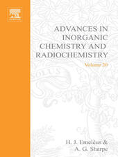 ADVANCES IN INORGANIC CHEMISTRY AND RADIOCHEMISTRY VOL 20