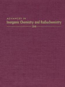 Ebook in inglese ADVANCES IN INORGANIC CHEMISTRY VOL 28
