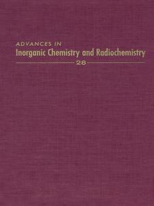 Ebook in inglese ADVANCES IN INORGANIC CHEMISTRY VOL 28 -, -
